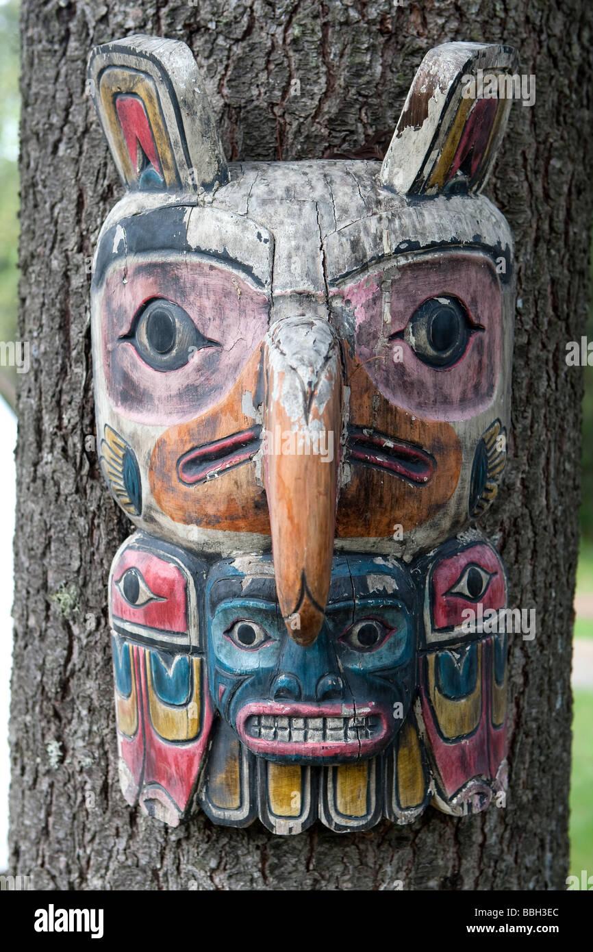 Native Canadian Art Stockfotos Native Canadian Art Bilder