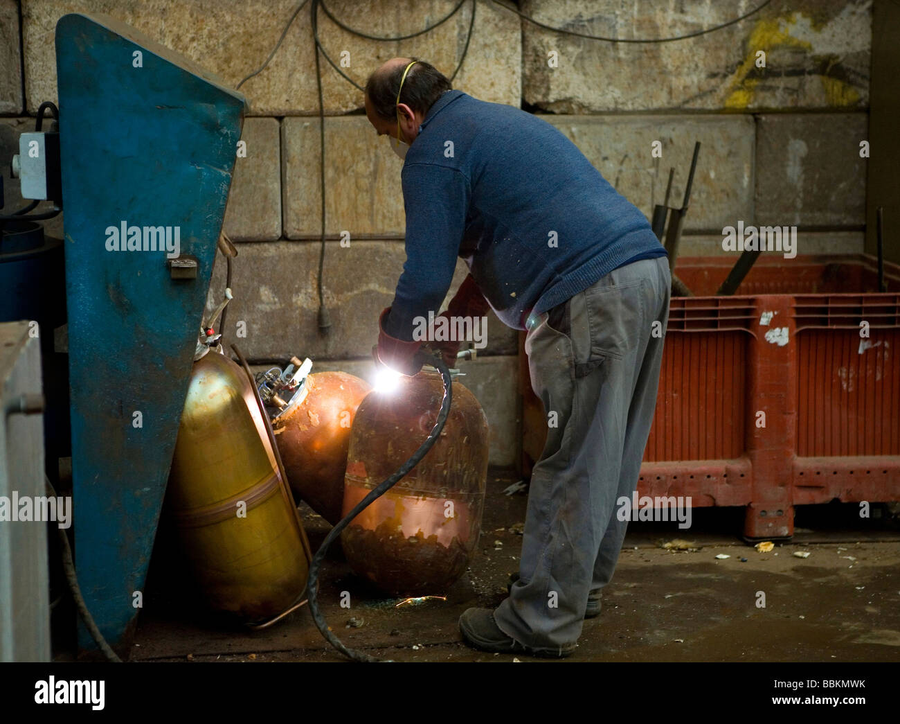 Burning Boiler Stockfotos & Burning Boiler Bilder - Alamy