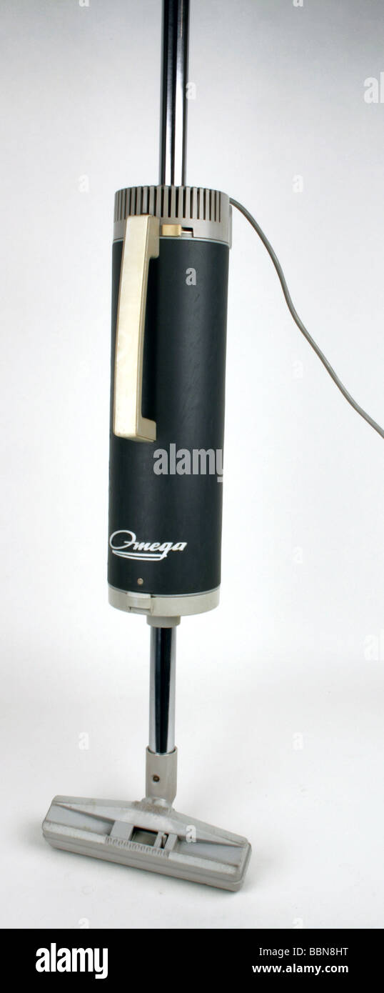 Haushalt, Haushalt Gerät, Staubsauger Omega 7000.8, hergestellt von ...