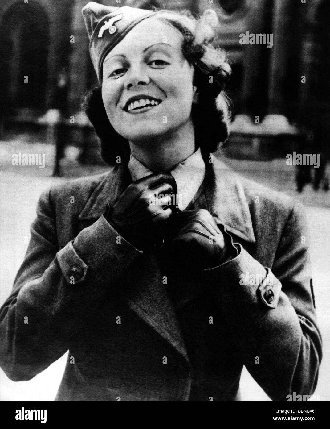 Frauen Im Zweiten Weltkrieg