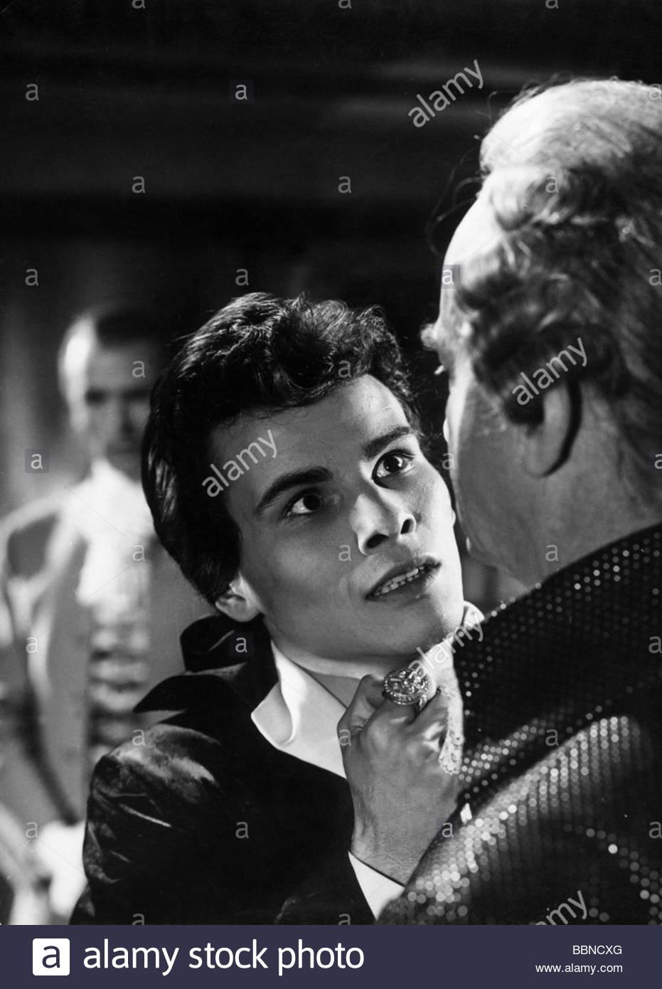 Film König Im Schatten Deu 1957 Regie Harald Braun Szene Mit