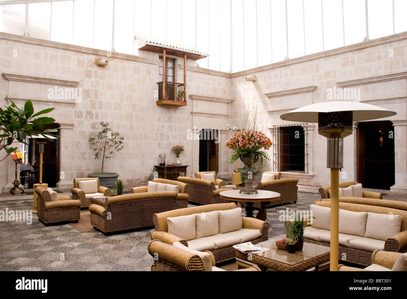 Casa Andina Private Collection - Arequipa Stockbild