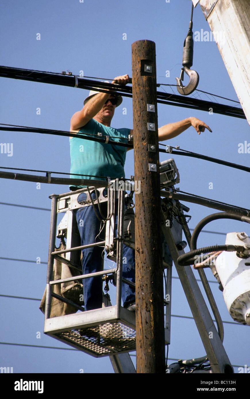 Ziemlich Elektrischer Draht Und Kabel Bilder - Elektrische ...