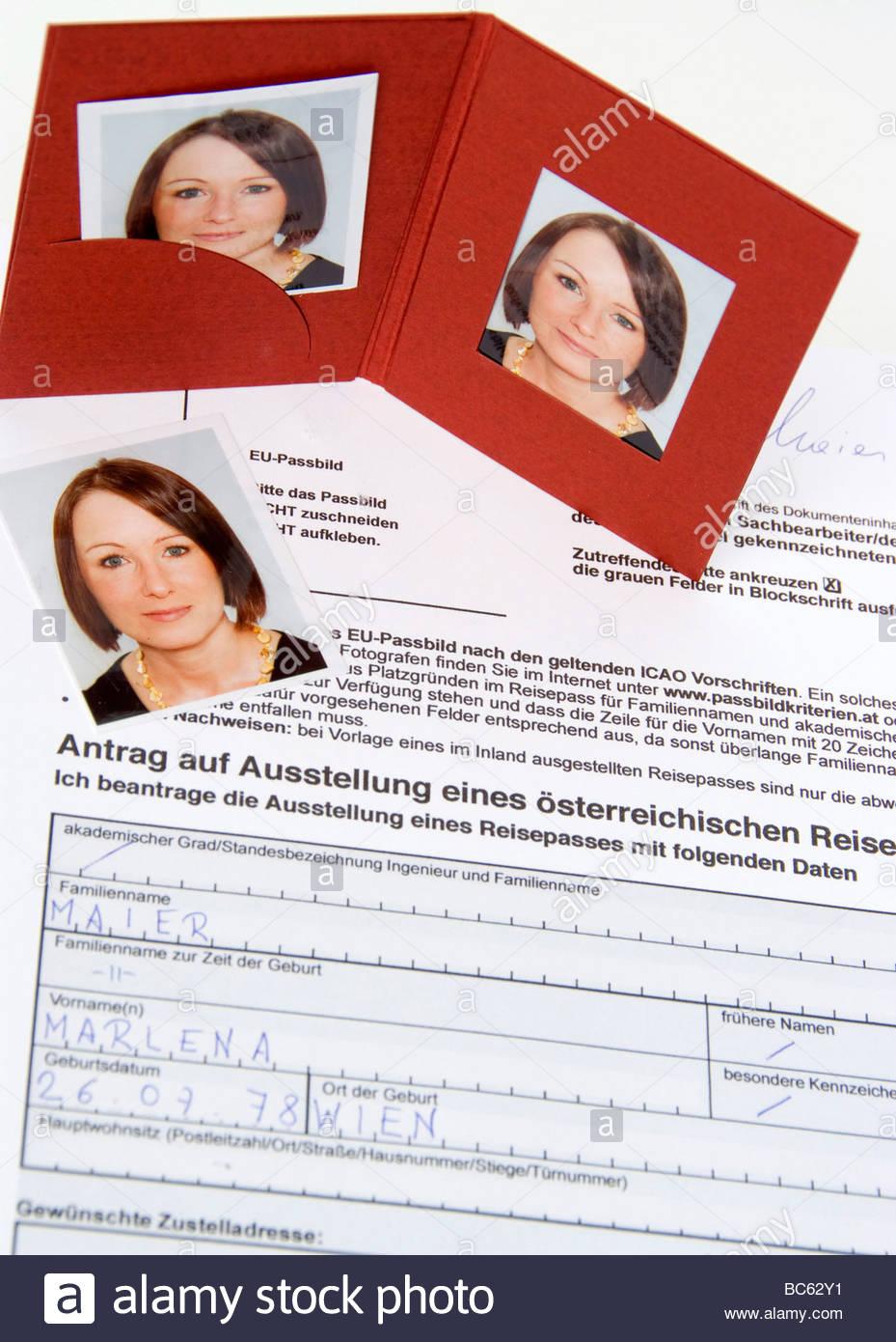 Fantastisch Uns Passbild Vorlage Ideen - Entry Level Resume Vorlagen ...