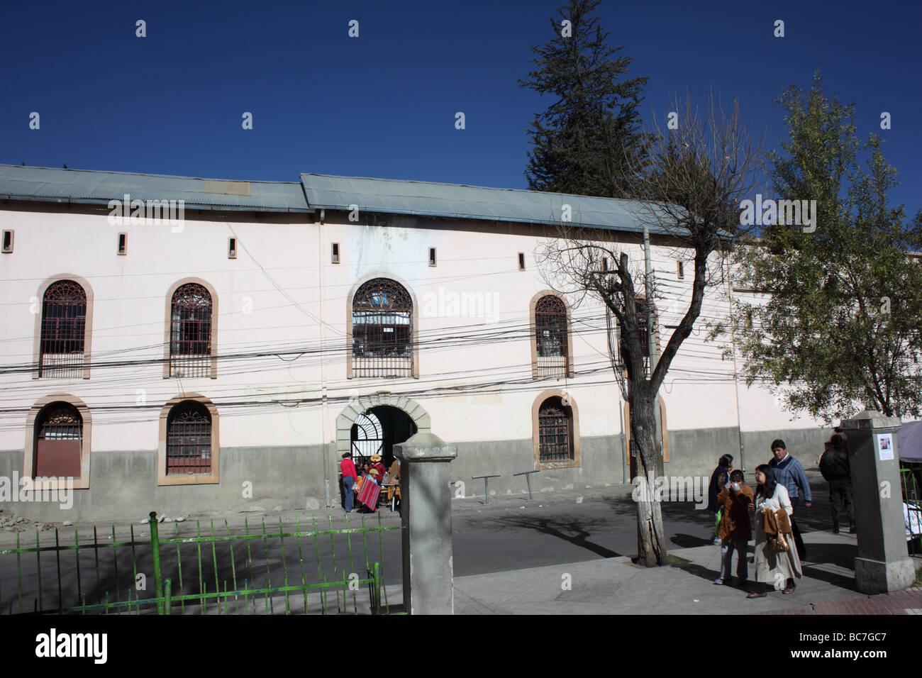 San Pedro Gefängnis