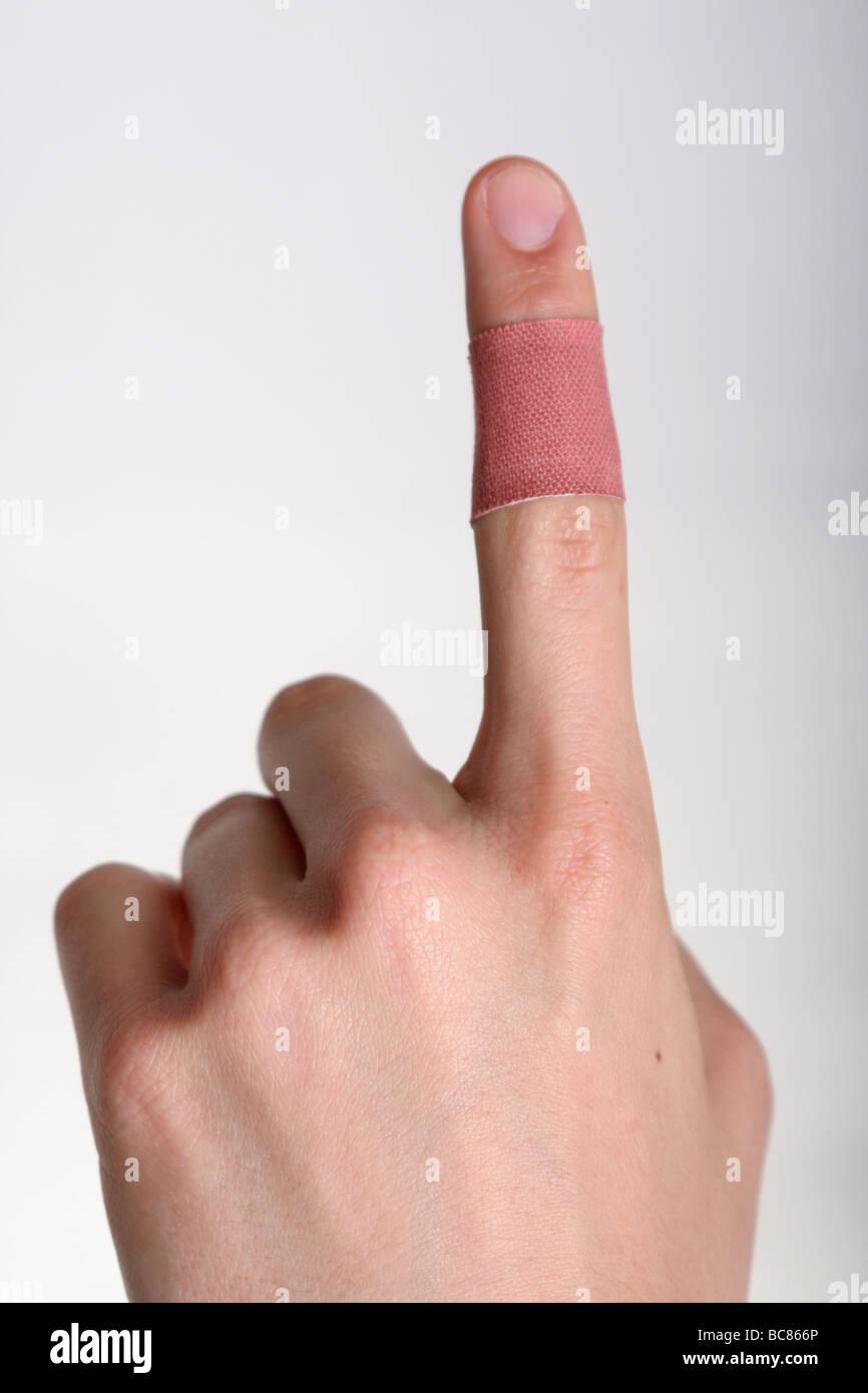 Fore Finger Stockfotos & Fore Finger Bilder - Alamy