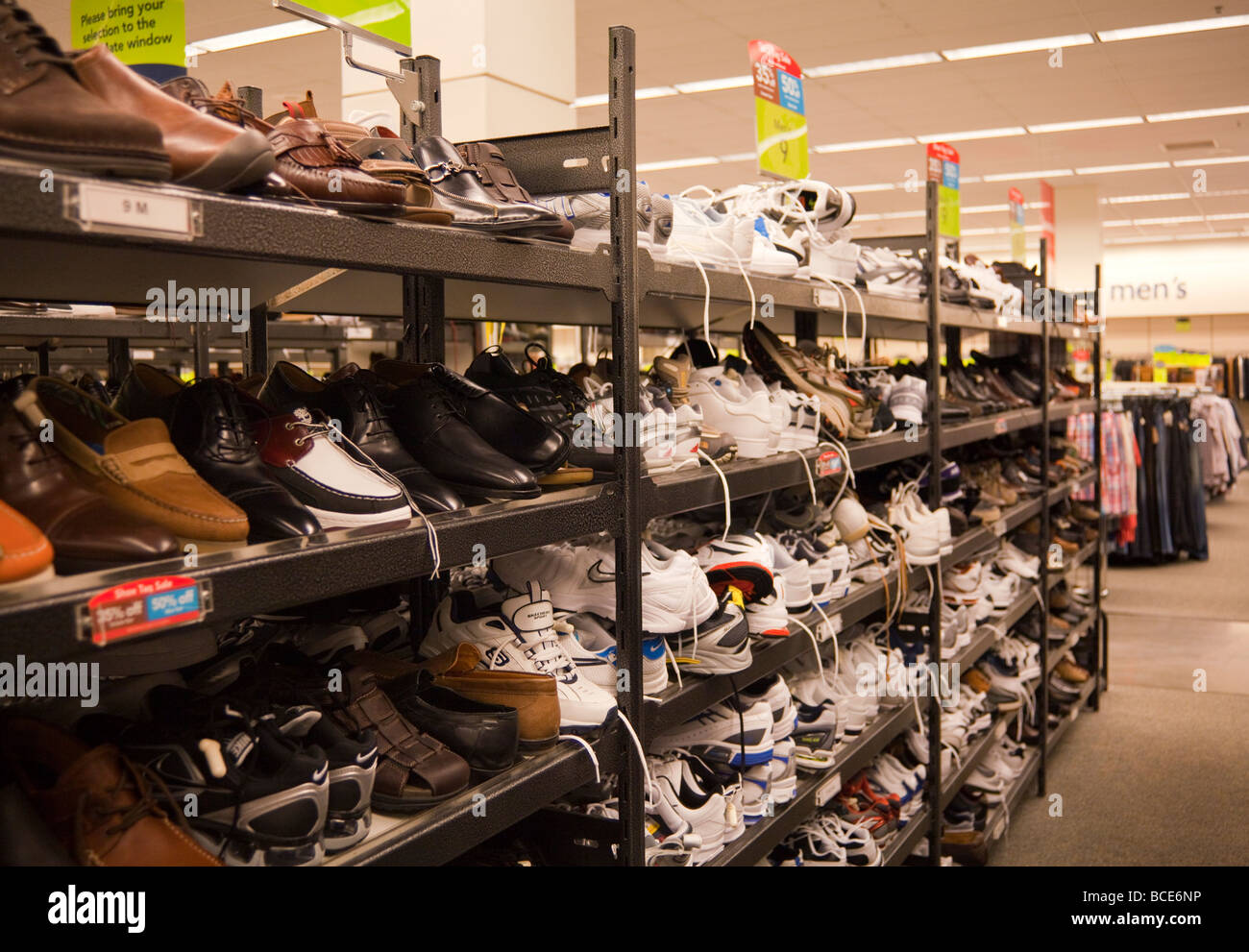 Schuh Racks Bei Nordstrom Rack King Of Prussia Mall Pennsylvania