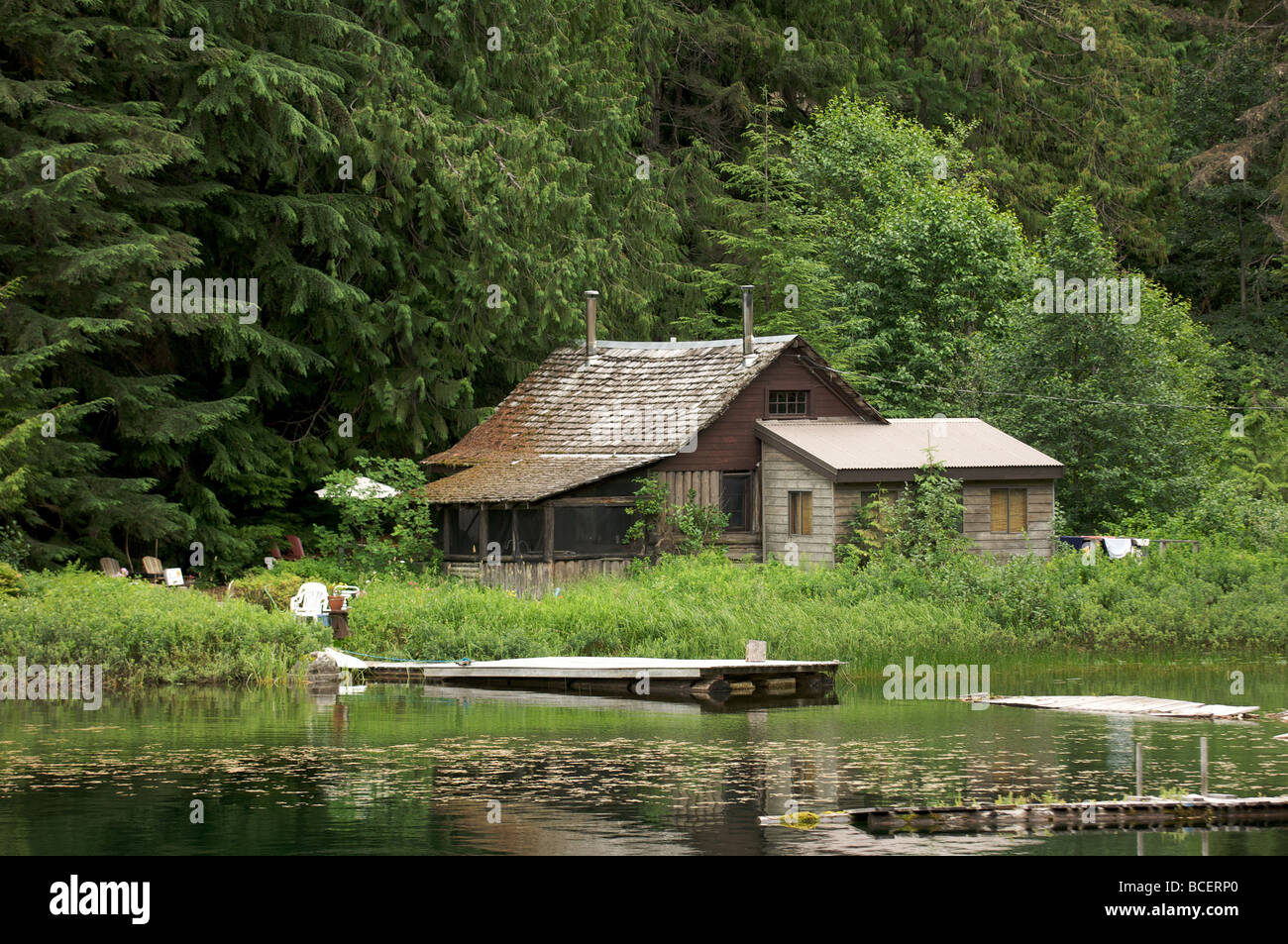 Cabin Lake Stockfotos Cabin Lake Bilder Alamy