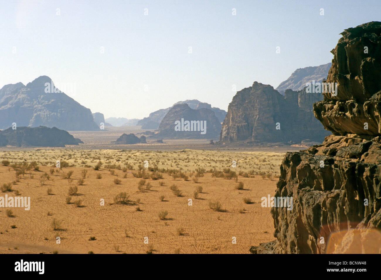 Nefud Wüste