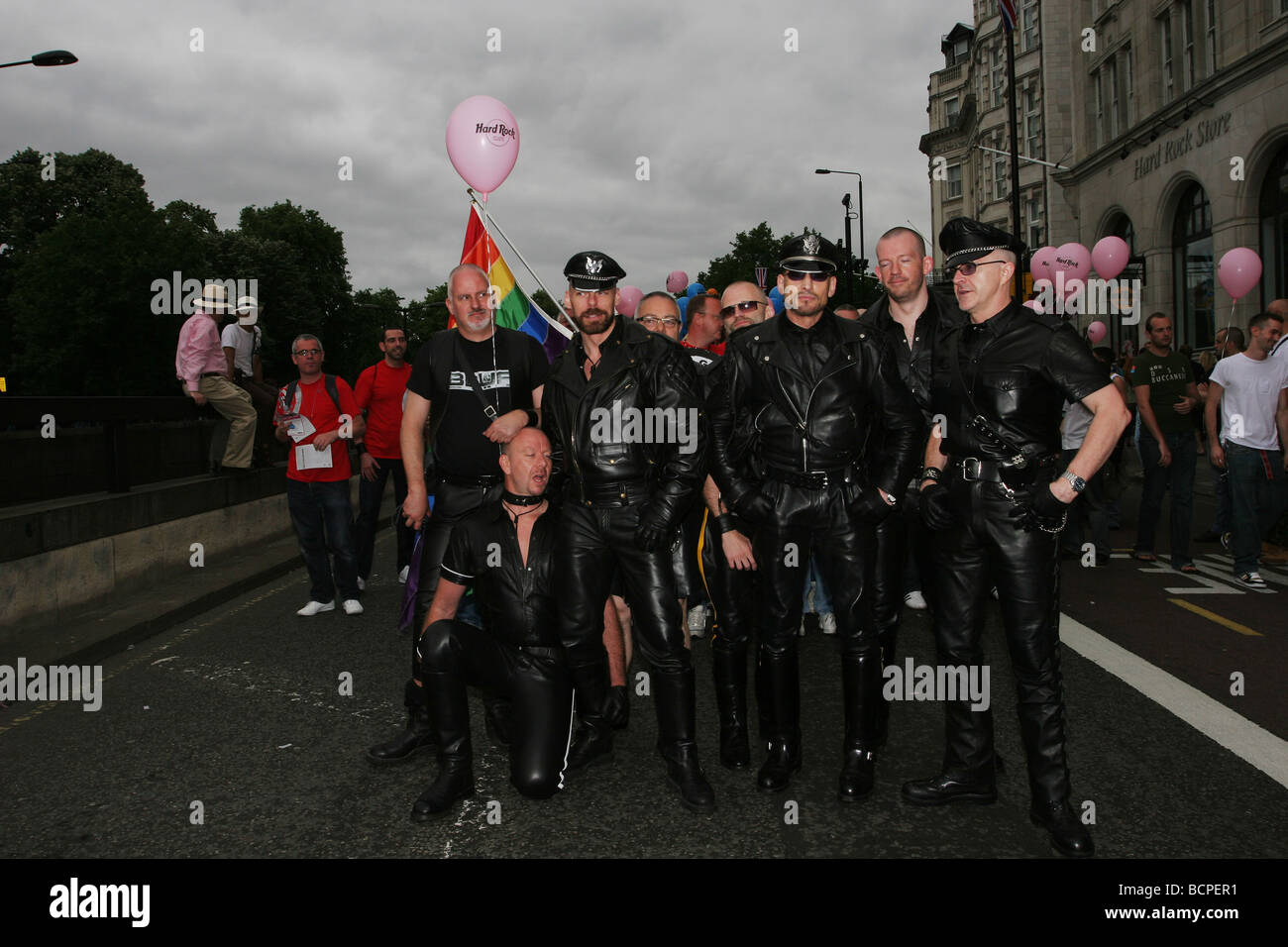 porn Gay police