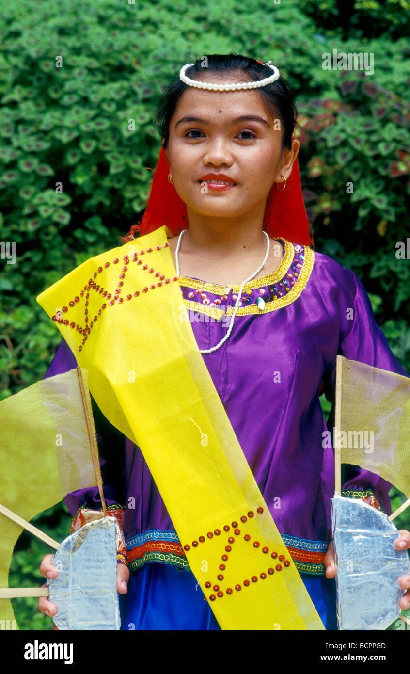 Davao Mädchen