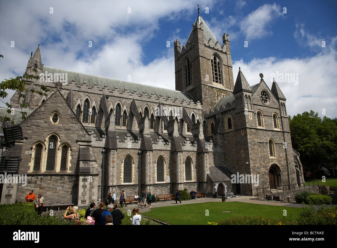 Christchurch Video Hd: Christ Church Kathedrale Kathedrale Der Heiligen