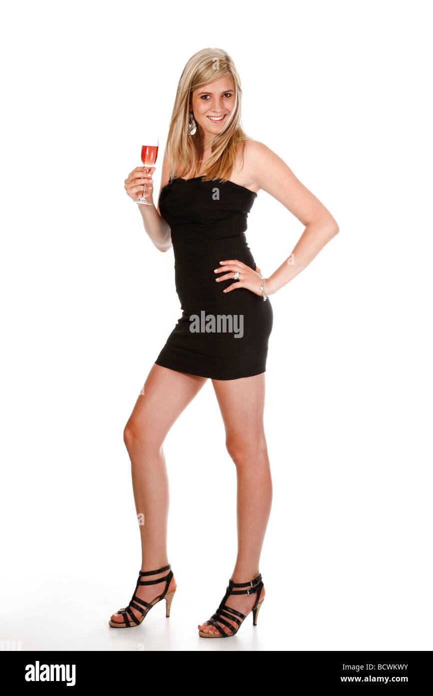 Cocktailkleid Stockfotos & Cocktailkleid Bilder - Alamy