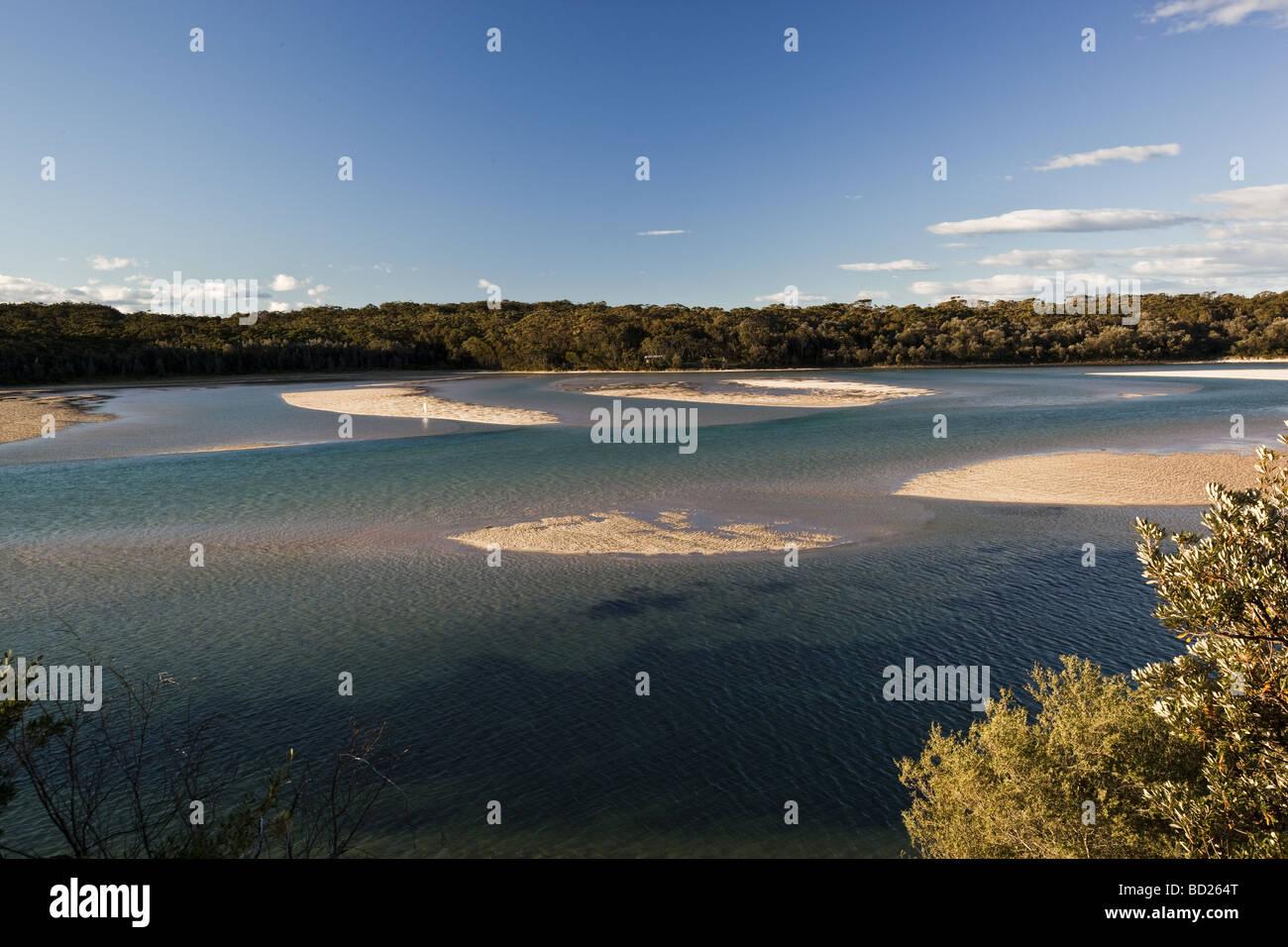 See-Inseln Stockfoto