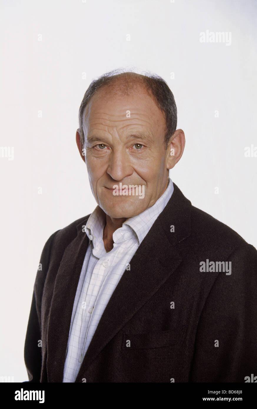 Mendl, Michael, * 20.4.1944, deutscher Schauspieler, Porträt, 2001, Additional-Rights-Spiel-NA Stockbild