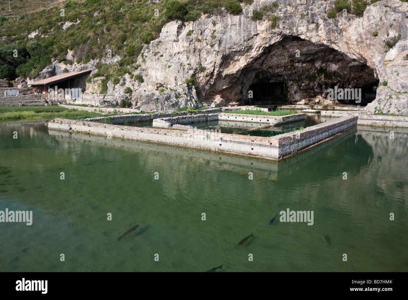 Aquaculture Fish Ponds Stockfotos Amp Aquaculture Fish Ponds