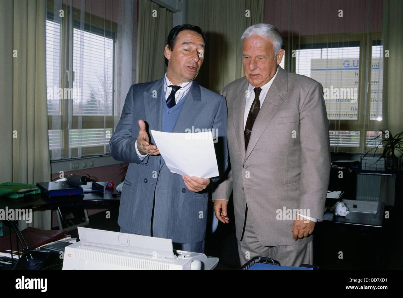 Tv Serie Buro Buro Deu 1982 1993 1989 2 Staffel Folge 63