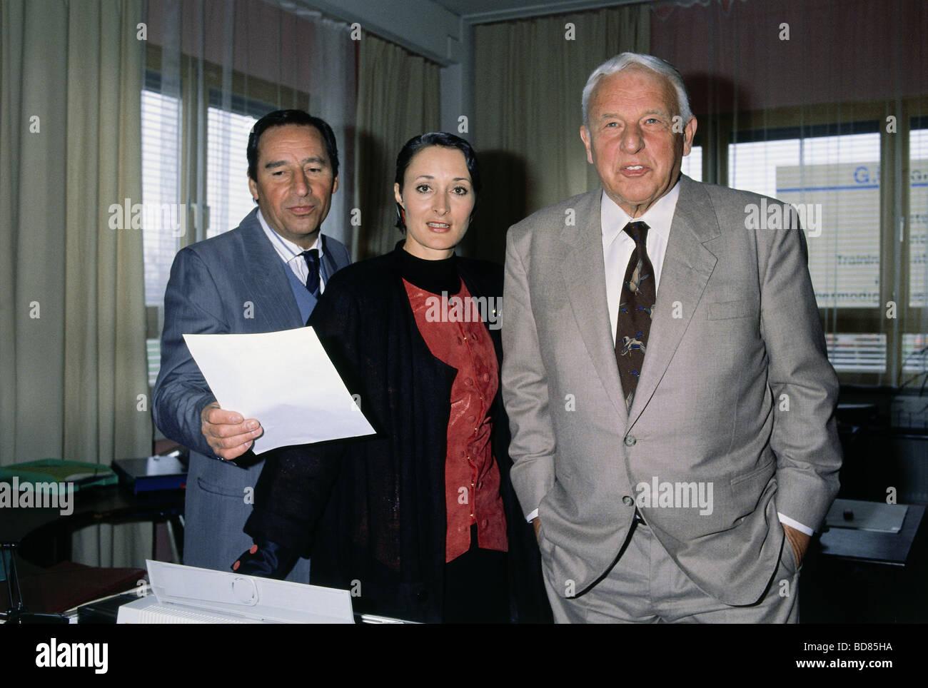 Tv Serie Buro Buro Deu 1982 1993 2 Saison 1989 Szene Mit