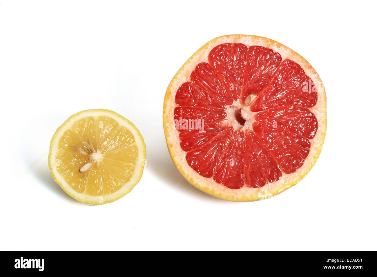 Obst, Stillleben Stockbild