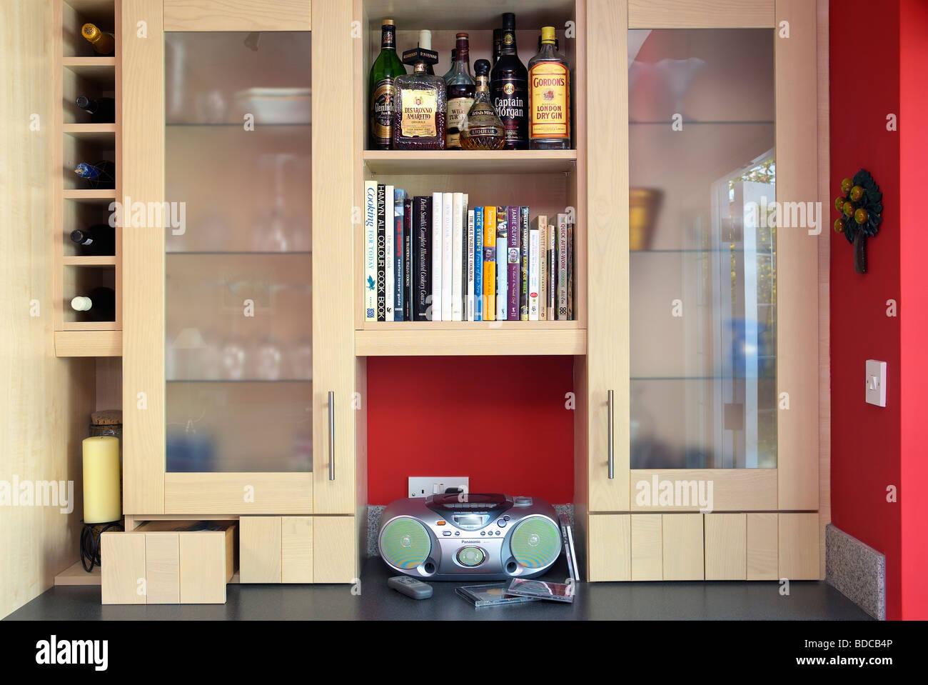 Cupboards Glass Glass Stockfotos & Cupboards Glass Glass Bilder - Alamy