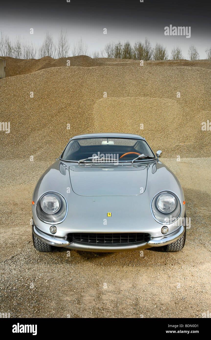 Ferrari 275 GTB Stockbild