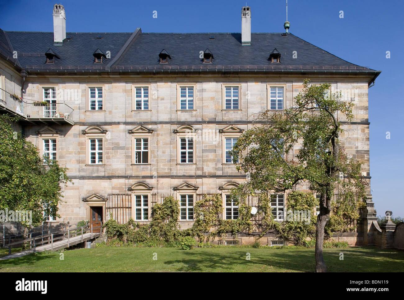 bamberg kloster st michael bamberg klostergarten st michael stockfoto bild 25662709 alamy. Black Bedroom Furniture Sets. Home Design Ideas