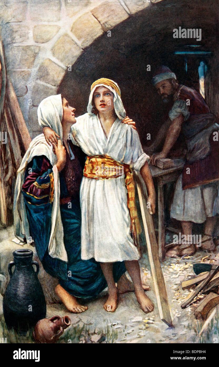 Joseph Jesus Vater