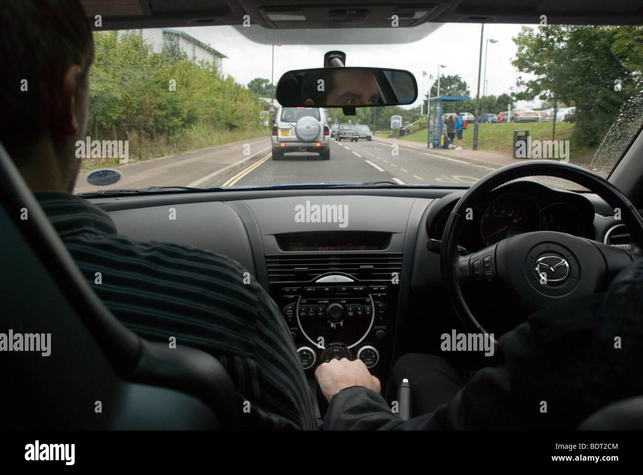 Interior Of Mazda Rx 8 Stockfotos & Interior Of Mazda Rx 8 Bilder ...