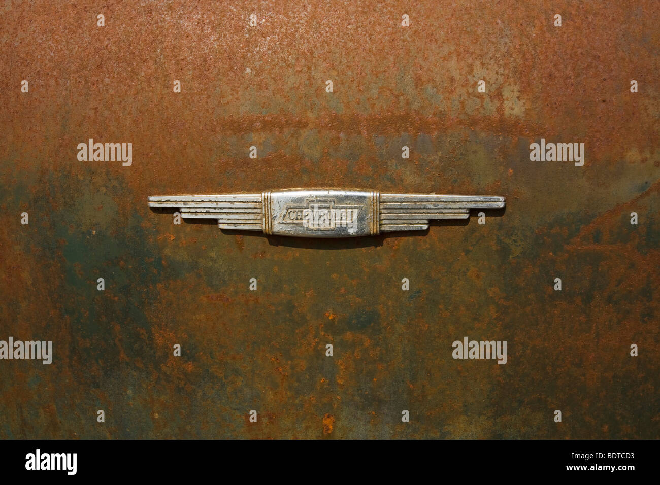 Old Chevrolet Logo Stockfotos & Old Chevrolet Logo Bilder - Alamy