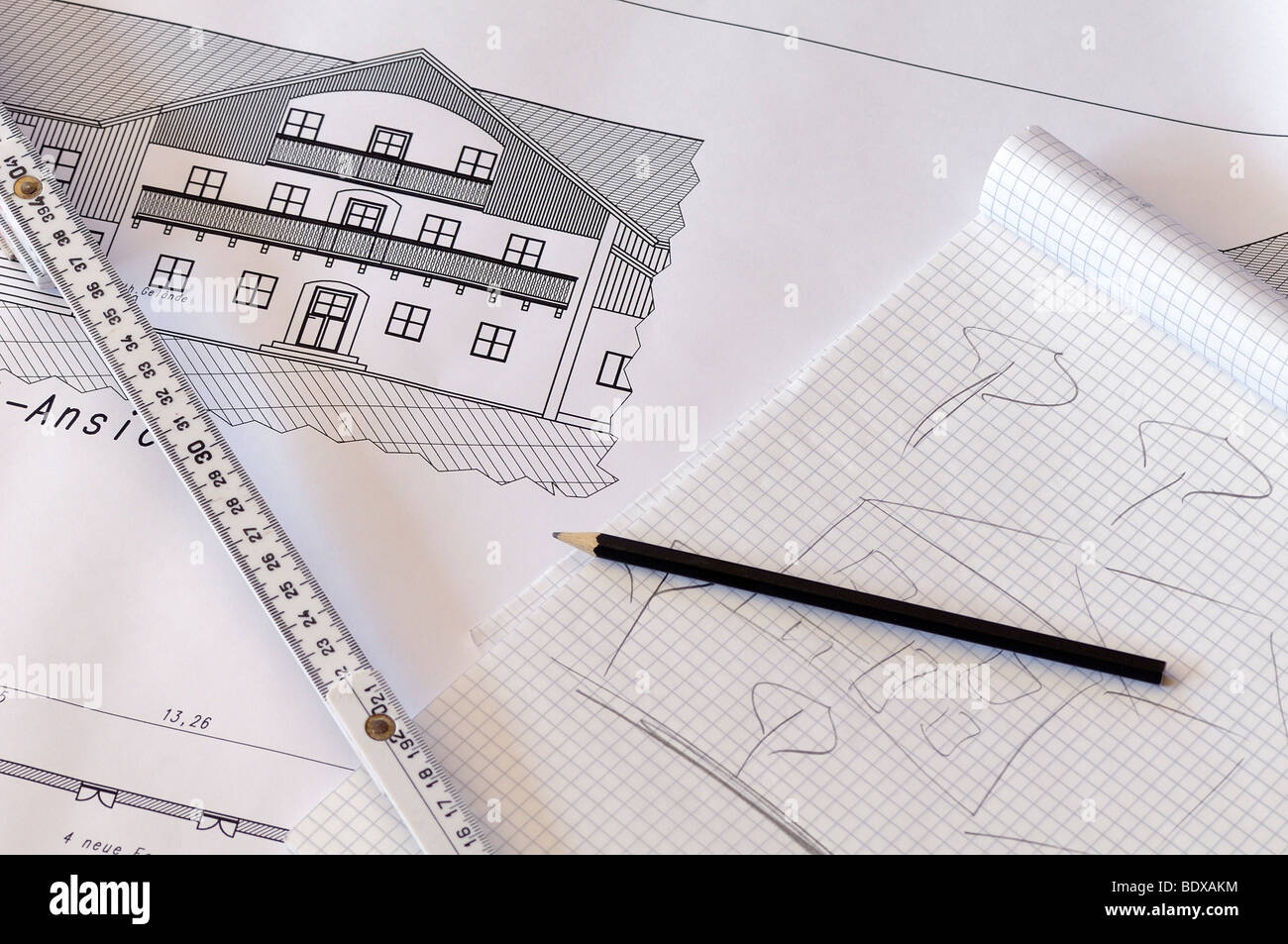 Sector Sketch Stockfotos & Sector Sketch Bilder - Alamy