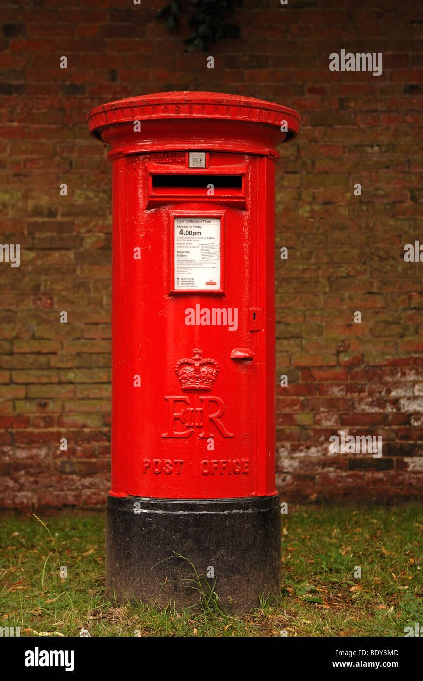 Englischer Briefkasten Von 1952 E Ii R Königin Elizabeth Ii