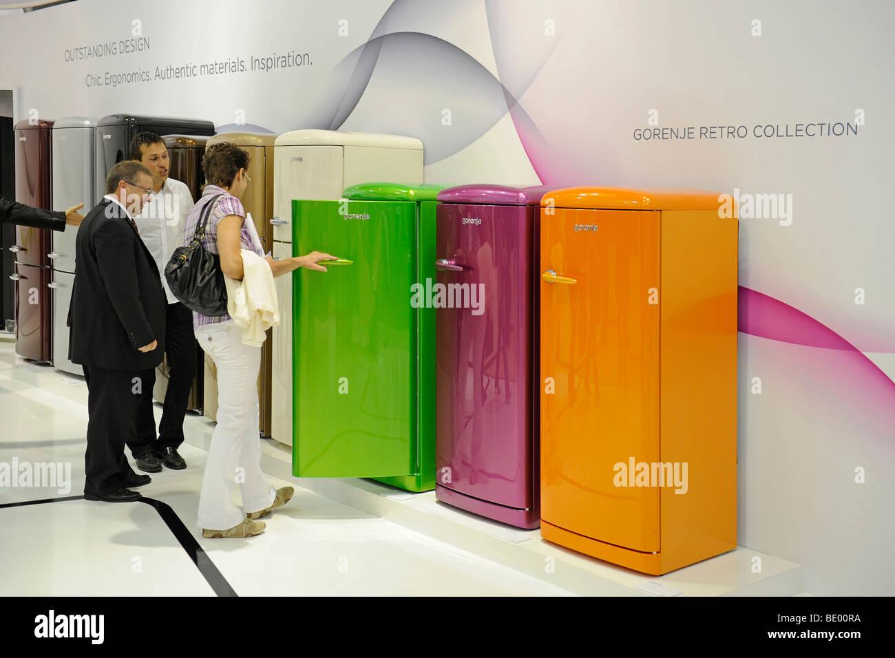 Gorenje Kühlschrank Berlin : Design kühlschränke von gorenje