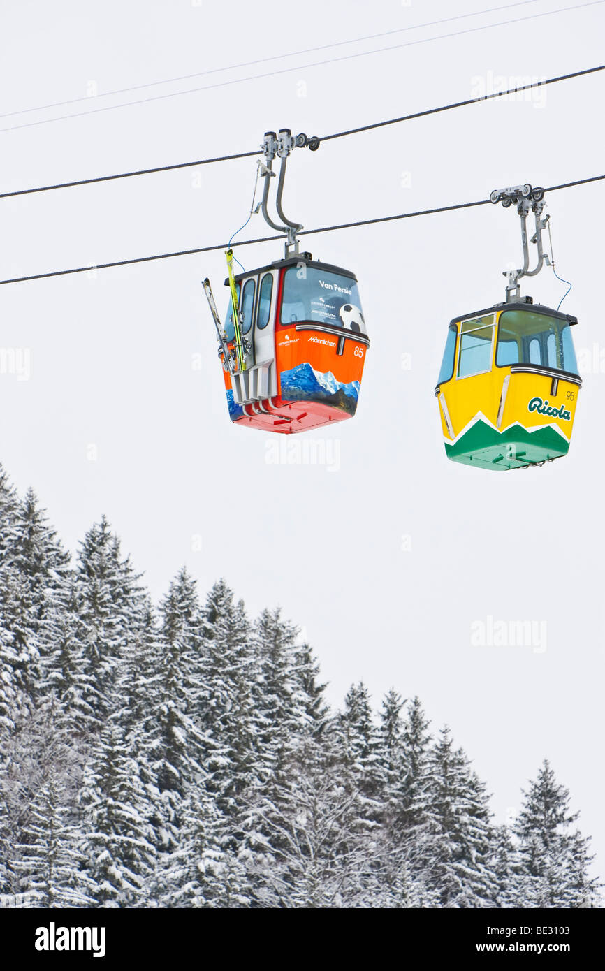 switzerland gondola stockfotos switzerland gondola bilder alamy. Black Bedroom Furniture Sets. Home Design Ideas