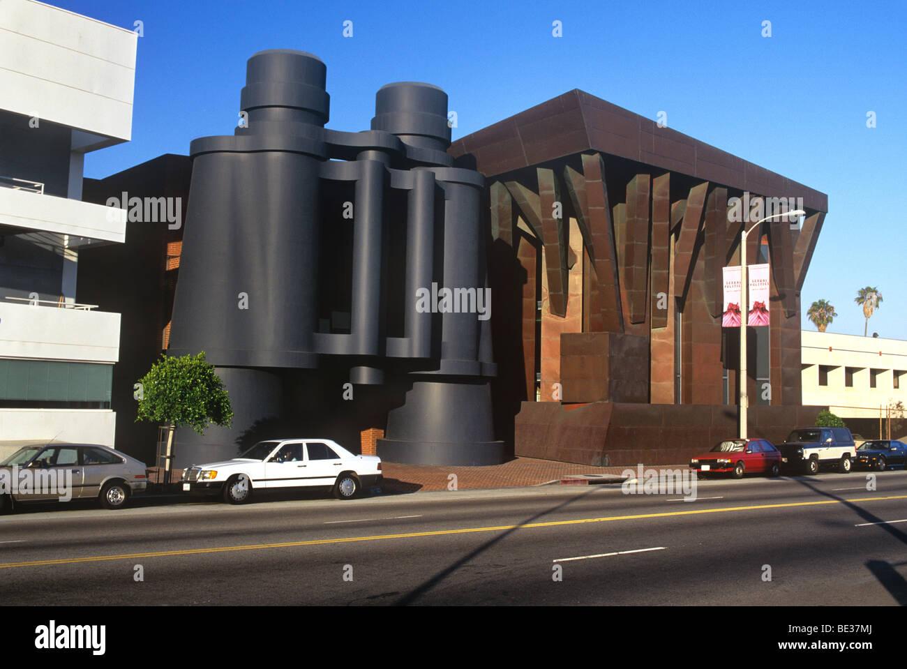 Frank Gehry Gebäude in Venedig Stockbild