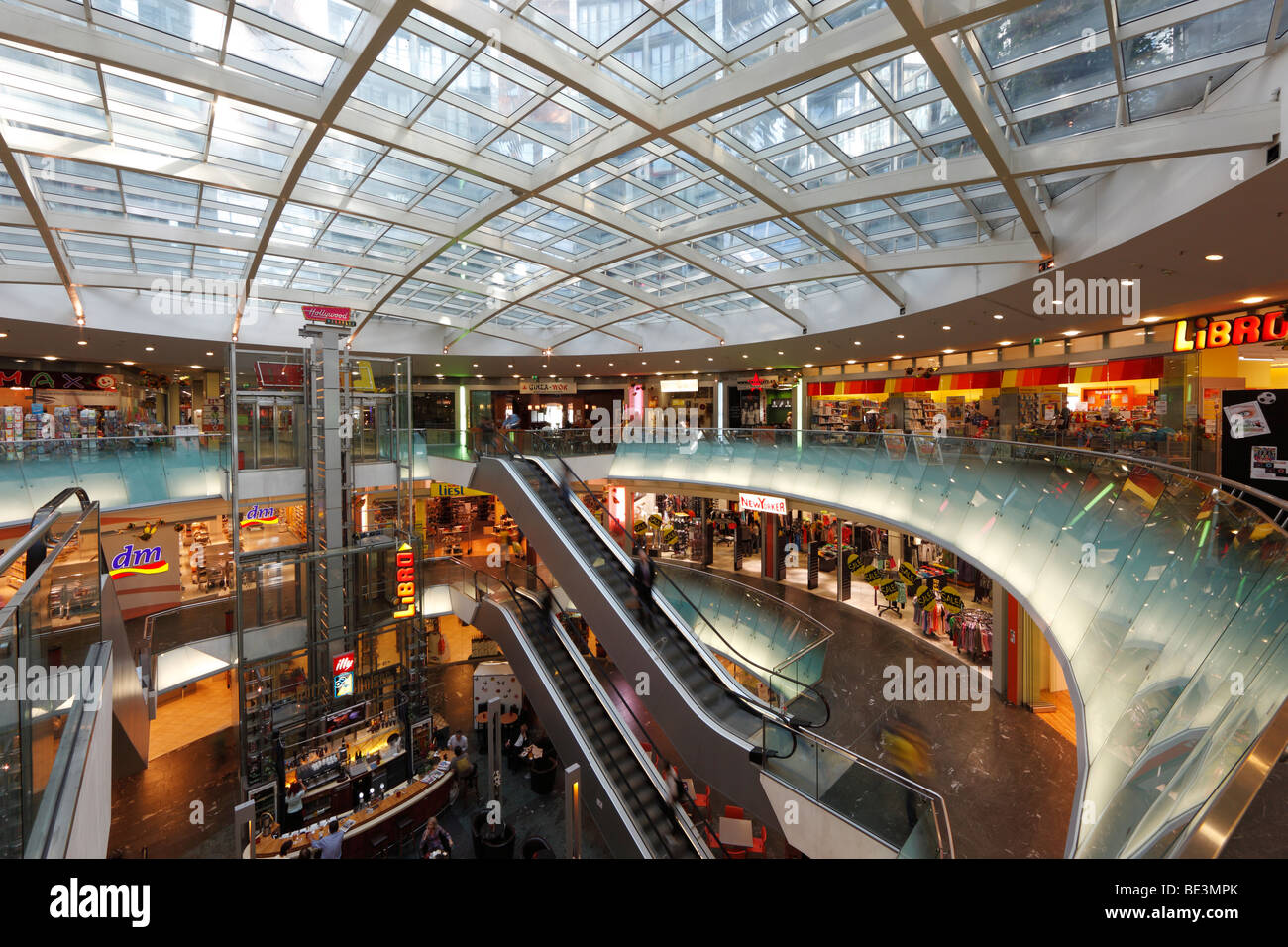 Gasometer Shopping Center, Simmering, Wien, Österreich