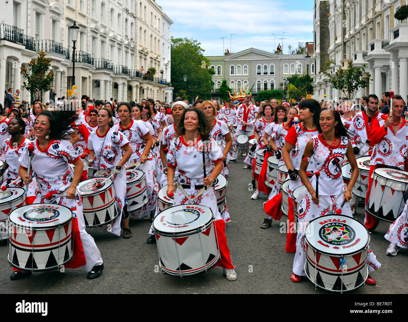 Notting Hill Carnival Stockbild
