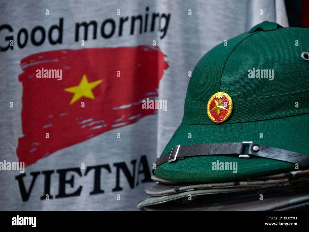 Guten Morgen Vietnam Touristische Souvenirs Ho Chi Min