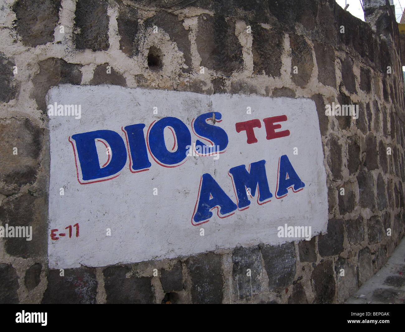 Zeichen Gott liebt dich