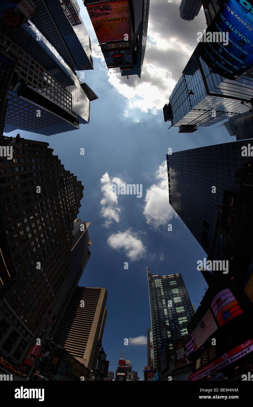 New York - Times Square Stockbild