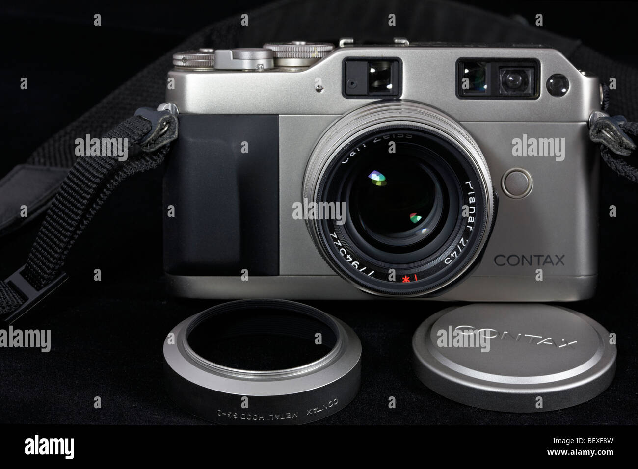 Film kamera contax g iconic autofokus entfernungsmesser und carl