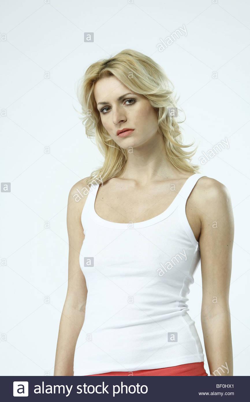 7a192e59d5d54e Undershirt Stockfotos & Undershirt Bilder - Alamy