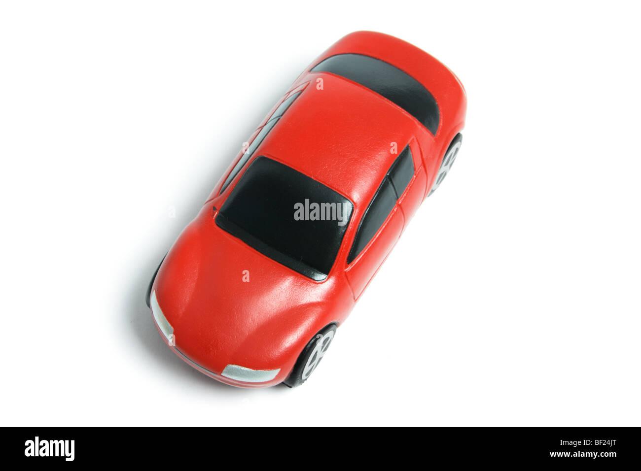 Miniatur-Auto Stockbild