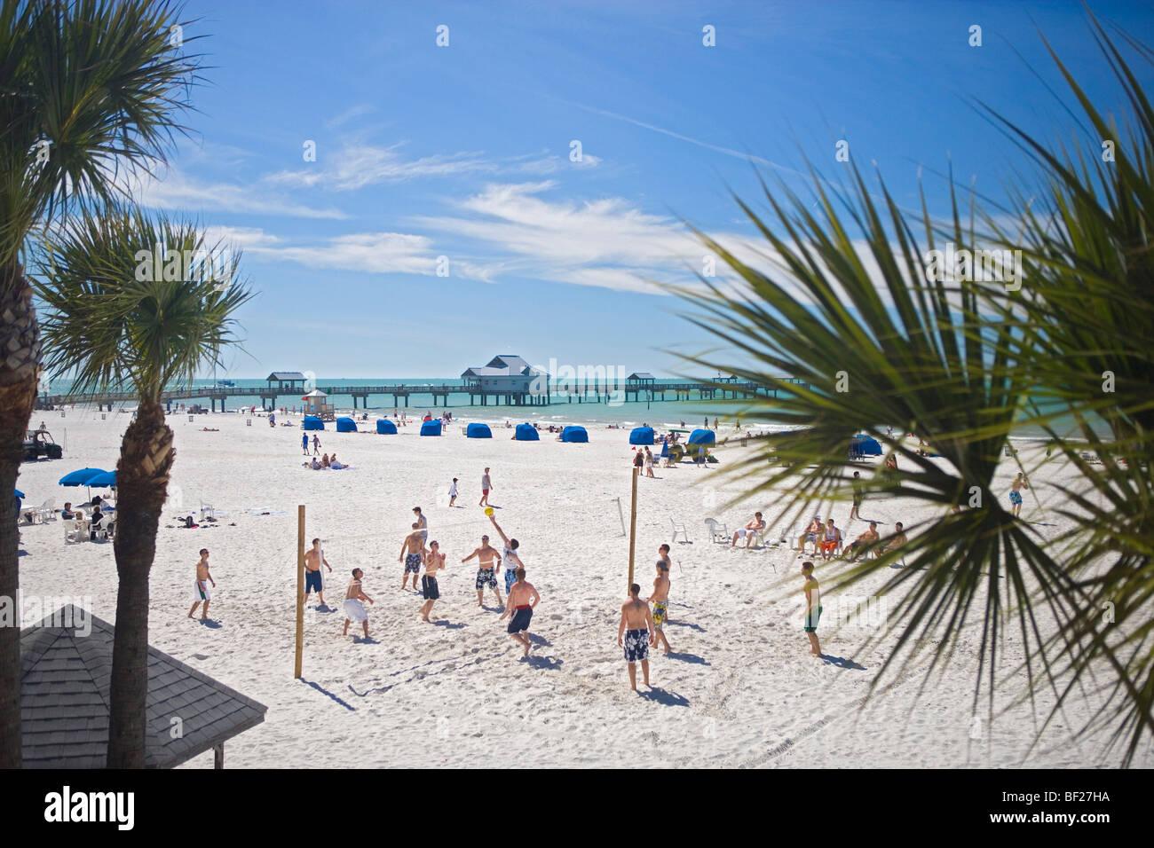 Pier  Restaurant Clearwater Beach Fl