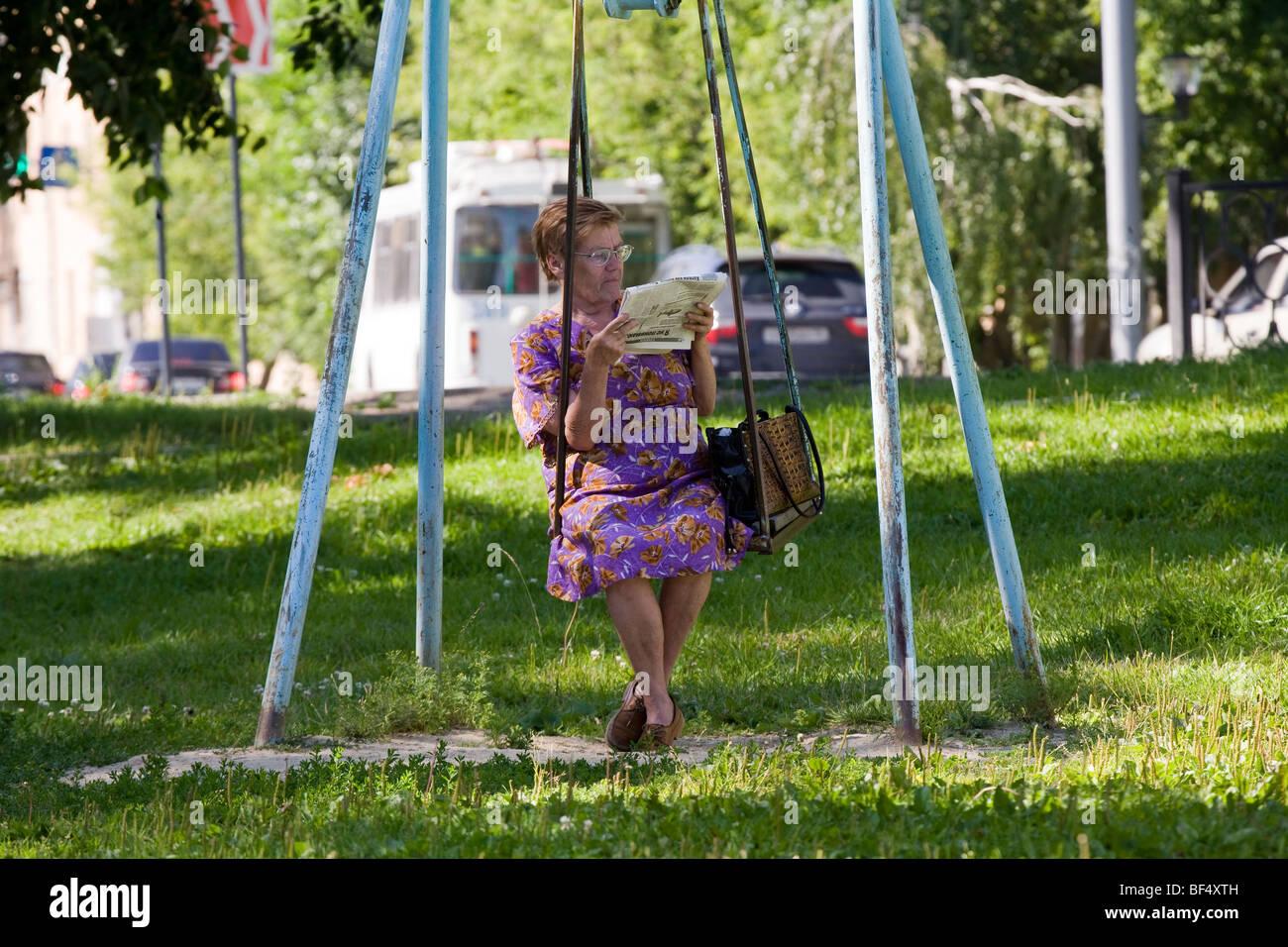 Klettergerüst Russisch : Spielplatz r stockfotos & bilder alamy