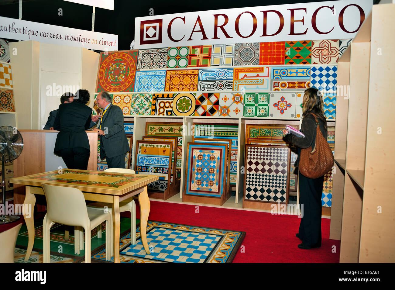 Paris, Frankreich, Einkaufen, Dekoration Ausstattung \'Messe ...