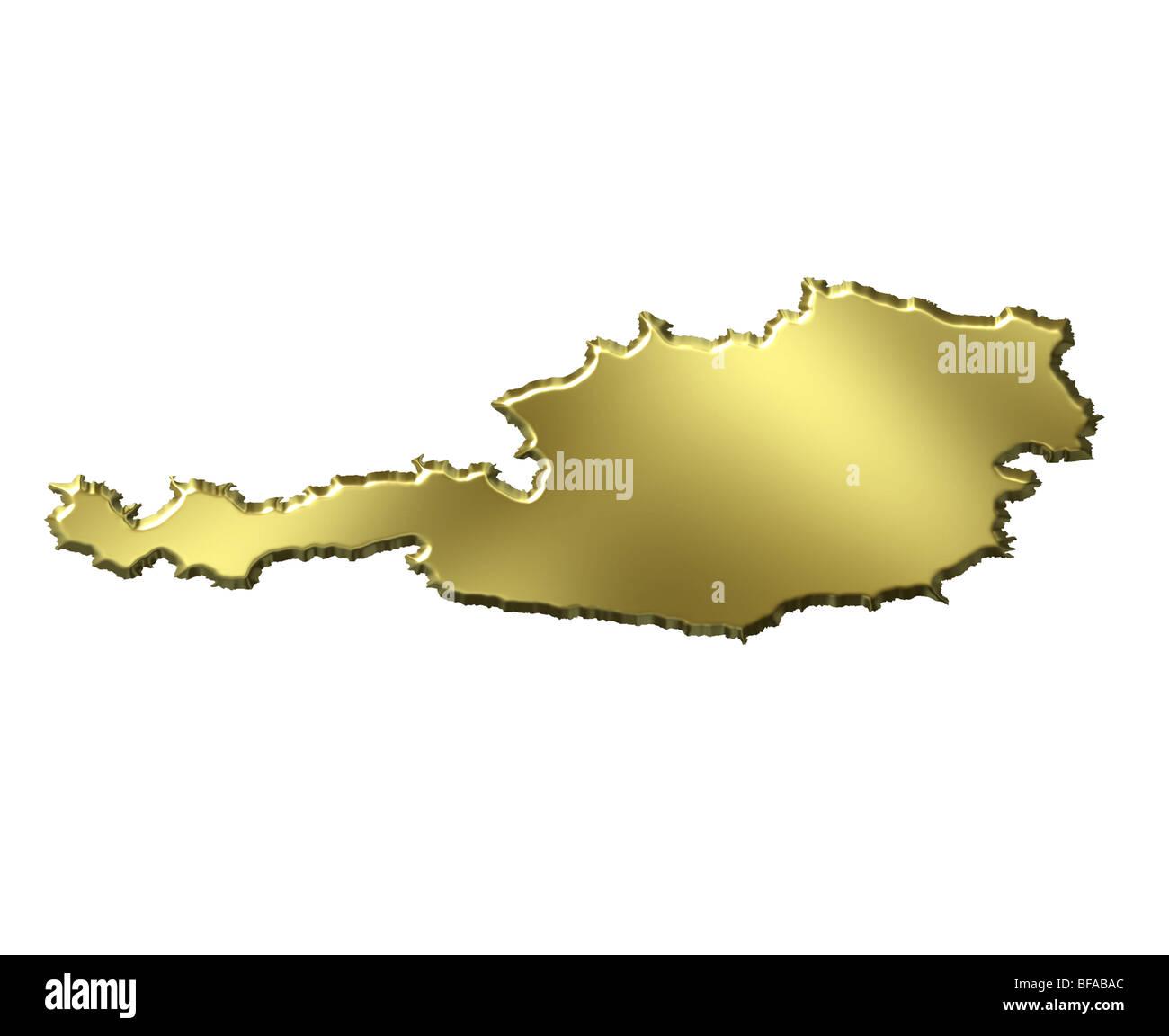 3d Karte Osterreich.Osterreichische Karte Stockfotos Osterreichische Karte