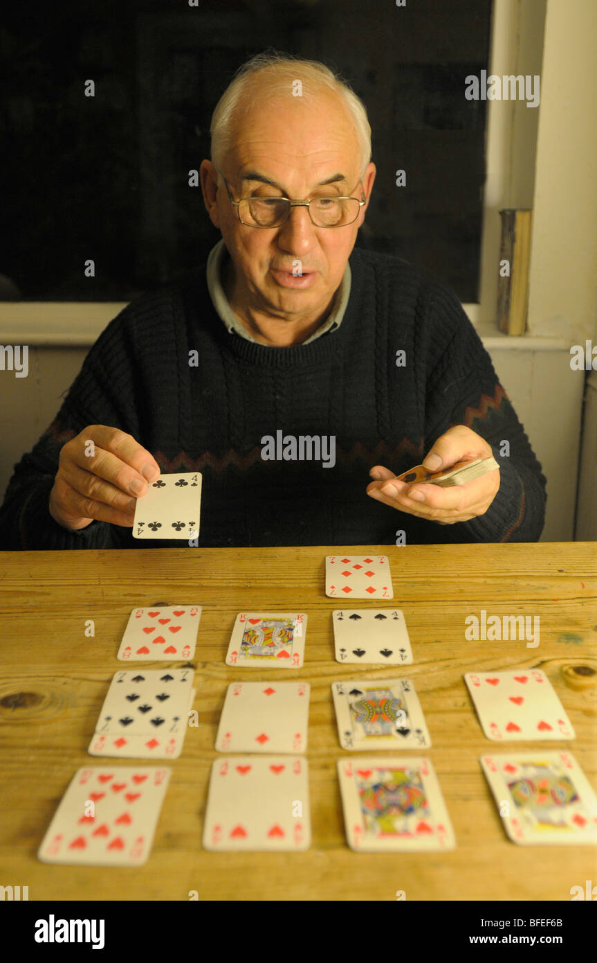 Der 65-jährige Mann