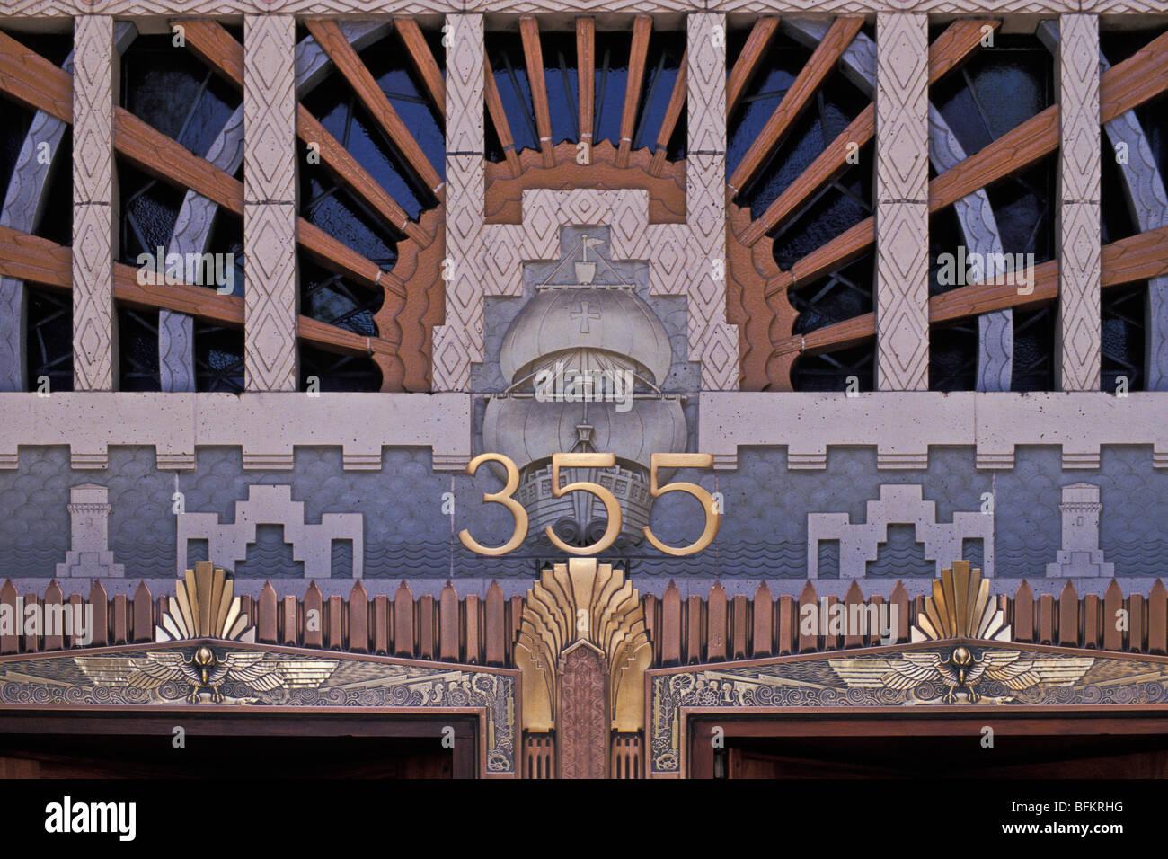 Deco Architektur deco architektur marine building um 1930 vancouver bc kanada