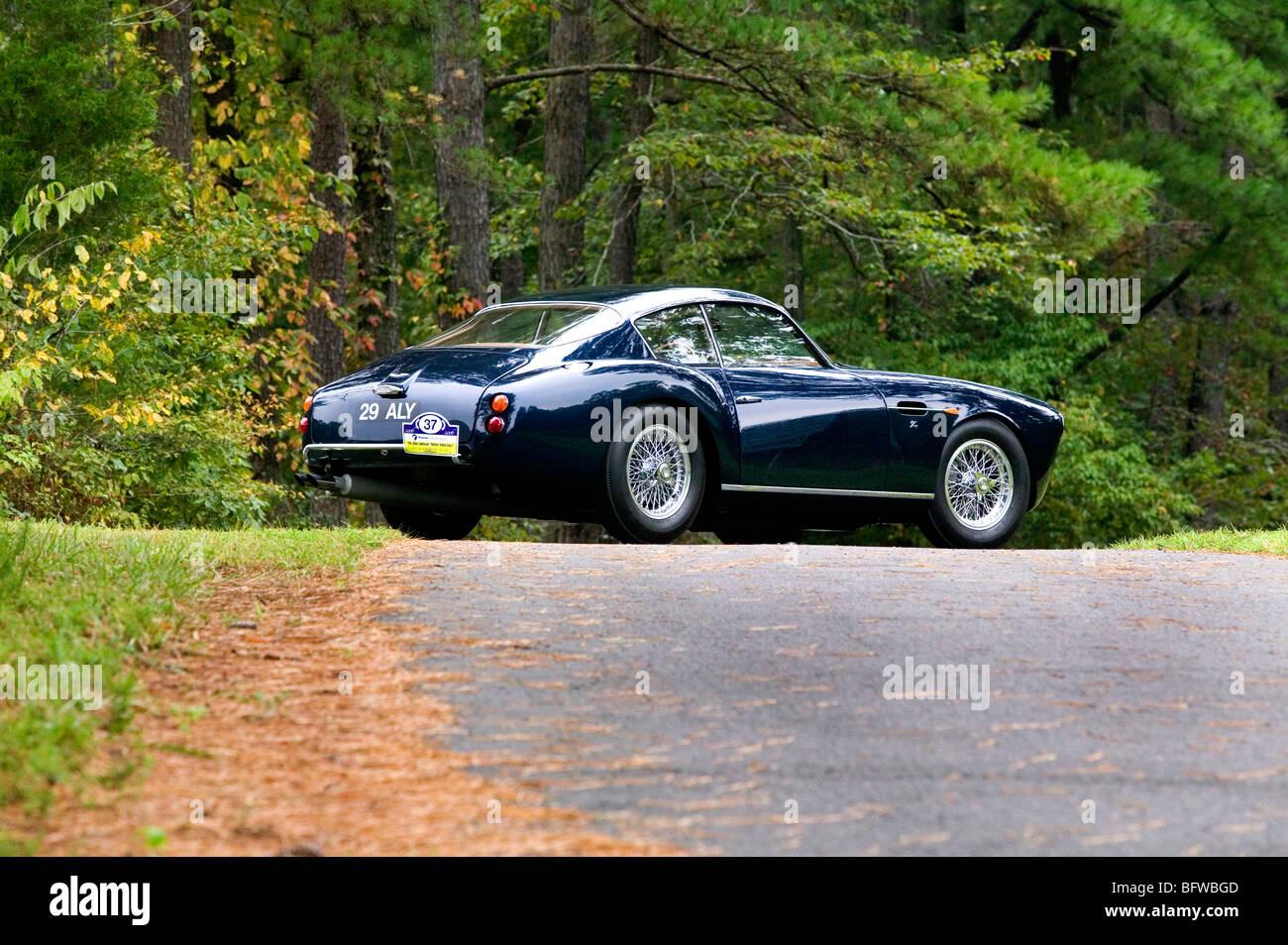 Aston Martin Db 4 Zagato 1960 Stockfotografie Alamy