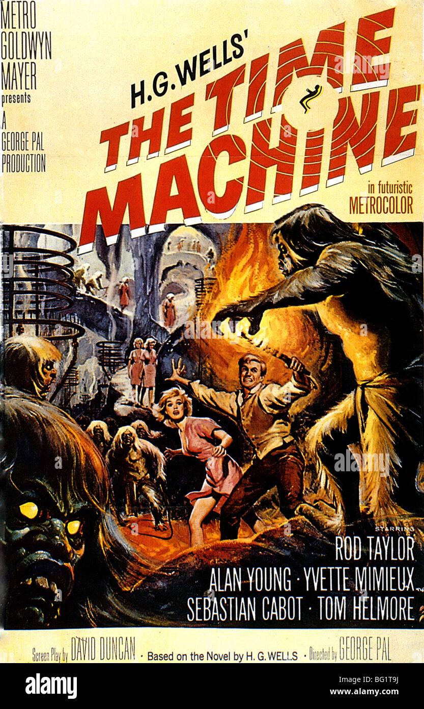 Die Zeitmaschine 1960